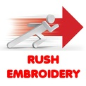 Rush Embroidery
